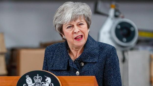 elezioni europee, parlamento europeo, Jeremy Corbyn, John McDonnell, Theresa May, Sicilia, Mondo