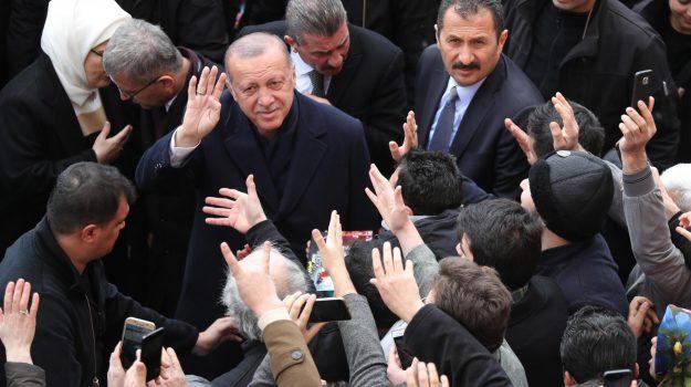 amministrative, ankara, turchia, Recep Tayyip Erdogan, Sicilia, Mondo