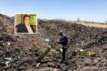 Aereo caduto in Etiopia, l'assessore della Regione Sicilia Sebastiano Tusa tra i passeggeri