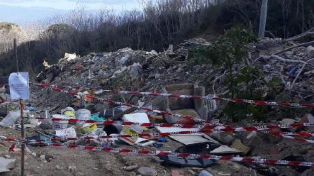 discarica di Messina, emergenza ecologica, messina servizi, portella arena, Messina, Sicilia, Cronaca