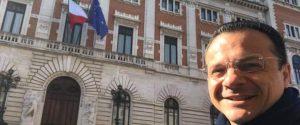 Il sindaco di Messina, Cateno De Luca