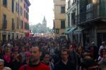 """Il corteo """"transfemminista"""" invade Verona, oltre 100mila le presenze"""