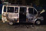 Incendiarono due immobili disabitati e un'auto, incastrati due uomini di Polistena