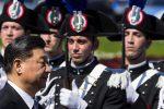 Il presidente cinese Xi Jinping oggi in Sicilia, tappa a Palermo: tutto pronto per la visita