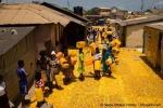Dalle taniche ai tappeti, in Ghana il riciclo diventa arte