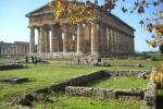 Paestum, scavi nella Casa dei Sacerdoti