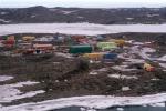 La stazione di ricerca australiana Davis in Antartide (fonte: Shaun Brooks)