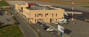 L'aeroporto Sant'Anna di Crotone
