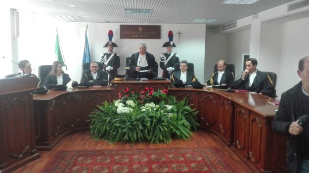 anno giudiziario, tar calabria, Vincenzo Salamone, Calabria, Cronaca
