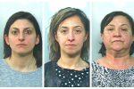 Accusata del suicidio del marito e maltrattata: suocera e cognate arrestate a Gioia Tauro - Nomi e foto