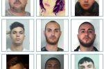 Lo spaccio di droga al servizio della mafia: 24 arresti a Catania - Nomi e foto
