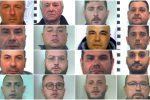 I 32 arresti di mafia a Palermo, le mani dei boss anche sui bus turistici - Nomi e foto