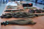 A 8 anni dona 70 centimetri di capelli per malati oncologici