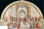 Arte: restaurato cartone 'La scuola di Atene' di Raffaello