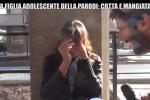 Le Iene, Benedetta Parodi in lacrime per lo scherzo della figlia Matilde: il video