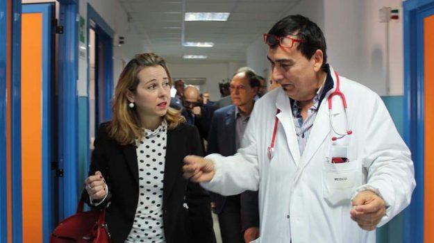 sanità, sanità calabria, visita ministro grillo, Giulia Grillo, Reggio, Calabria, Politica