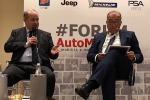 Il vice ministro dello Sviluppo Economico Dario Galli parla al #ForumAutoMotive