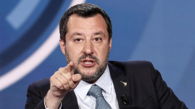 busta proiettile, Matteo Salvini, Sicilia, Cronaca