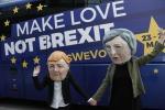 Ong Avaaz lancia iniziativa 'Fate l'amore. Non la Brexit'