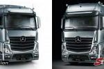 Mercedes Benz, Actros 4 si fa in due: ecco versioni speciali