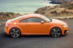 Debutta Audi TTS, per assaporare il gusto forte della guida