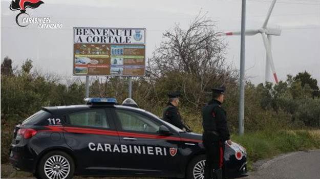 arresto cortale, estorsione, Catanzaro, Calabria, Cronaca