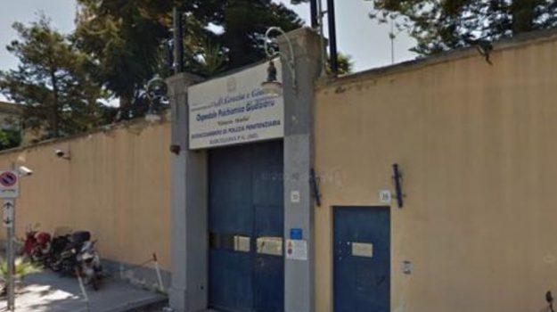 carcere barcellona, evasione, polizia penitenziaria, Messina, Sicilia, Cronaca