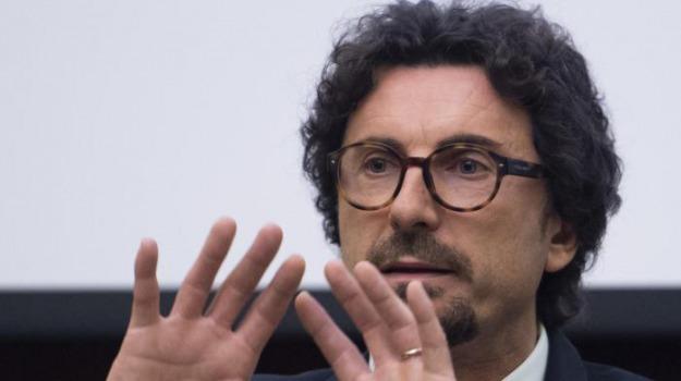infratrutture, sicilia, trasporti ministro, Danilo Toninelli, Sicilia, Politica