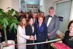 Taglio del nastro per il nuovo Centro diurno e di Salute mentale di Colle Sant'Antonio