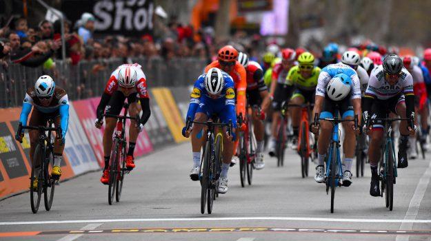 ciclismo, Giro di Sicilia, sicilia, giuseppe saronni, Sicilia, Sport