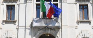 Il Comune di Reggio - foto Attilio Morabito