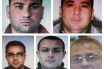 Vendette tra clan, cinque condannati per l'omicidio Franzoni a Vibo - Nomi e foto
