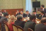 Procedure sismiche più snelle in Calabria, l'assessore Musmanno incontra il premier Conte