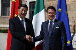 Italia e Cina sulla Via della Seta, firmato l'accordo a Roma