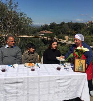 """Un banchetto in onore di San Giuseppe, torna il """"Cumbitu"""" a Limpidi di Acquaro"""