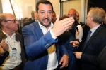 Those who covered Battisti shd apologise - Salvini