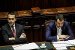 Di Maio urges US-style security strategy, Salvini demurs
