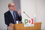 PD to see unions, employers on 'grave' GDP -Zingaretti