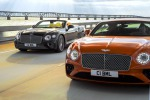Nuovo V8 rende dirompenti Bentley Continental e Convertible