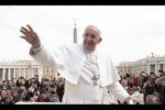 Pilgrim of peace world needs, pope tells Morocco