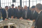 Il sindaco di Milano alla Hitachi di Reggio per seguire la realizzazione dei nuovi treni Leonardo