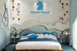 Festa dell'Unicorno. Booking.com lancia la casa a tema