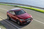 Nuovo Mercedes-Benz GLC Coupè