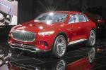 Mercedes punta ancora più in alto col super-suv Maybach GLS