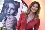 Martina Colombari ai feteggiamenti per i 100 anni del Camparino di Milano