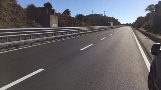 gallico, lavori A1, traffico, Reggio, Calabria, Cronaca