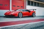 Ferrari P80/C, one-off ispirata alla storia del Cavallino