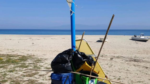 Vibo, la frazione costiera di Bivona tra degrado e rifiuti