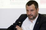 Il ministro Matteo Salvini