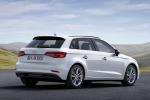 Più autonomia per l'Audi A3 a metano, a gas oltre 400 km